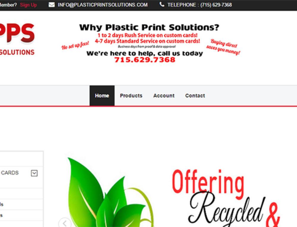 Plastic Print Solutions