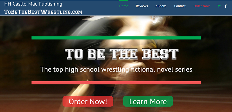 to be the best wrestling